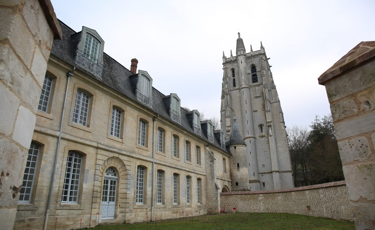 Abbaye Notre-Dame-du-Bec