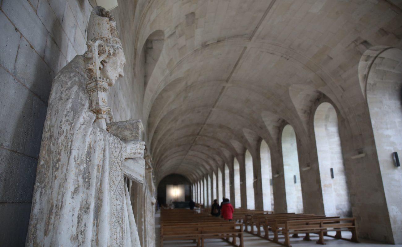 Eglise de l'Abbaye Notre-Dame du Bec