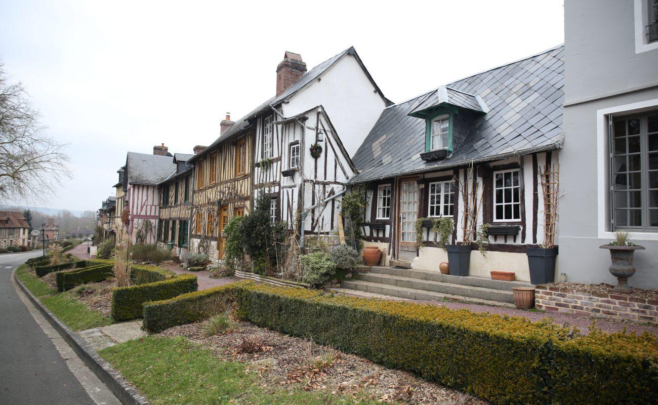 Rue du Bec Hellouin