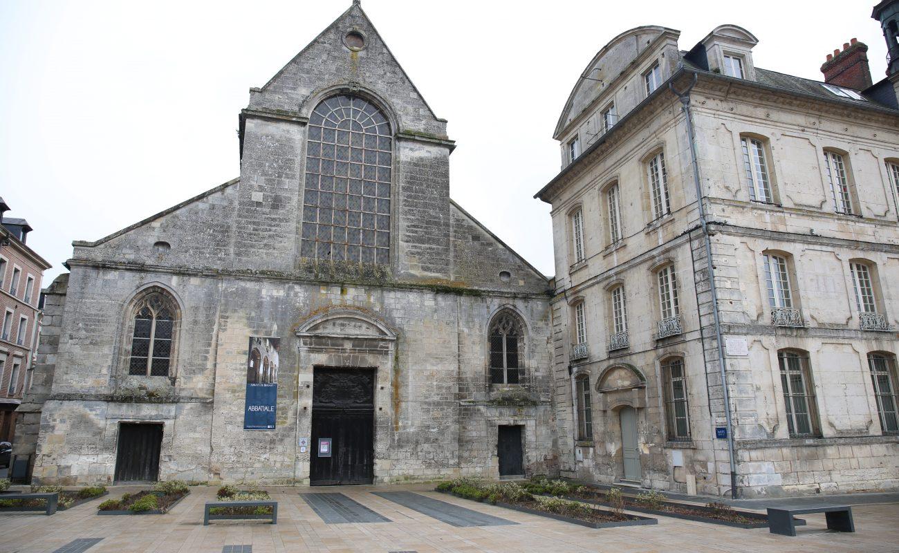 Abbaye de Bernay
