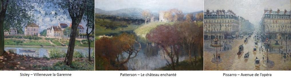 Sisley - Patterson - Monet