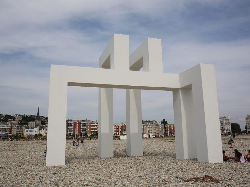 Le Havre Plage Structure